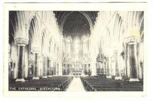 Interior of Cathedral, Queenstown , Ireland , 00-10s