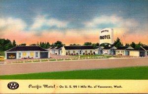Washington Vancouver Pacific Motel