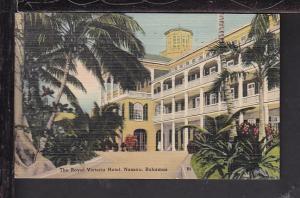 The Royal Victoria Hotel,Nassau,Bahamas Postcard