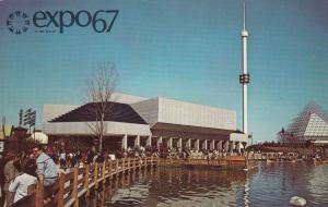 MONTREAL , Quebec, Canada, EXPO67 ; The Garden of Stars