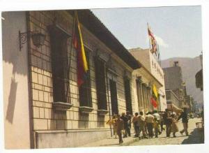 Simon Bolivar Home, Caracas, Venezuela, 50-70s
