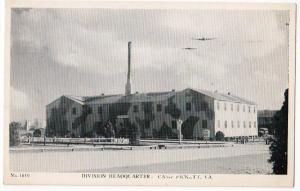 Div. HQ, Camp Pickett VA