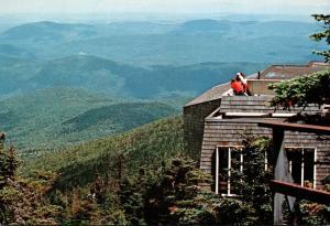Vermont Killington Ski Resort Mountain Top Dining At The Peak Restaurant