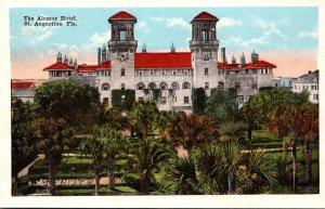 Florida St Augustine The Alcazar Hotel