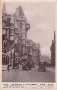RP: Law Courts & Fleet Street , London , England , 00-10s