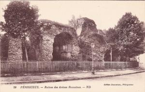 Ruines Des Arenes Romaines, PERIGUEUX, France, 1900-1910s