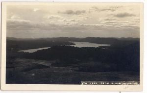 RPPC - 4th Lake from Black Bear Mt, Fulton Chain of Lake