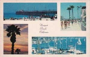 California Newport Beach Multi View