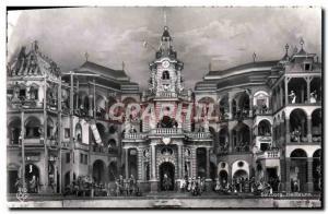 Postcard Moderne Salzburg Hellbrunn