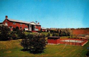 Oregon Pendleton Hill Top Manor Motel