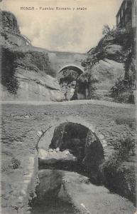Spain Ronda - Puentes Romano y arabe