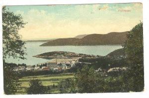 Panorama, Tadousac, Quebec, Canada, PU-1908