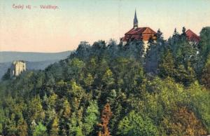 Czech Republic Cesky Raj Valdštejn Castle 02.66