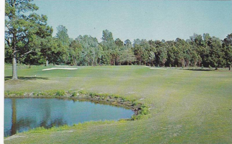 Golf , Myrtlewood Club , Myrtle Beach , South Carolina , 40-60s