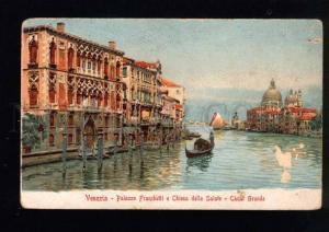 039434 ITALY Venezia - Palazzo Franchetti e Chiesa d