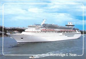 7818  S..S. Sovereign of the Seas, Royal Caribbean International