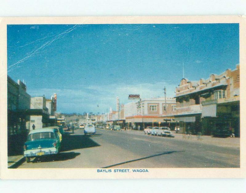Pre-1980 NICE VIEW Wagga Wagga - New South Wales Australia i4259