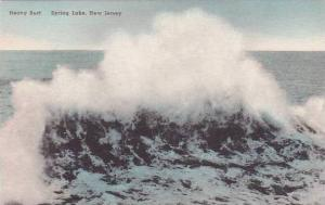 New Jersey SpringLake Heavy Surf Albertype