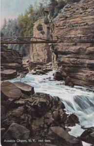 Hell Gate at Ausable Chasm - Adirondacks NY, New York - DB