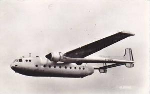 RP: NORATLAS 2502 2 moteurs Bristol Hercules Airplane , PU-1961