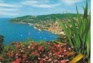 France Villefrance-Sur-Mer Vue generale