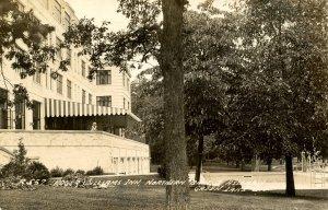 WI - Green Lake. Northern Baptist Assembly. Roger Williams Inn  *RPPC