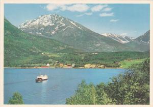 Norway / Norge, 50-70s : Kinsarvik , Hardanger Fjord #2