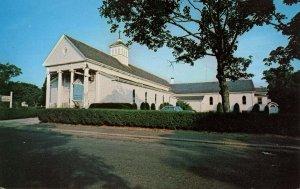 MA - Cape Cod, Hyannis. St Francis Xavier Church