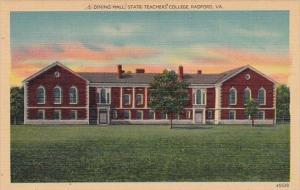 Virginia Radford Dining Hall State Teachers College