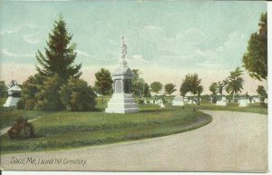 Saco, Maine, Laurel Hill Cemetery