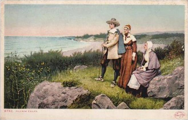 Massachusetts Concord Pilcrim Exiles