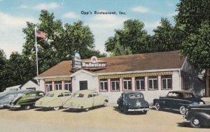 FENTON , Missouri , 1930-40s ; Opp's Restaurant , Inc.