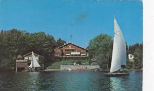The Parker's Lodge, Province of Quebec, Canada, PU-1993