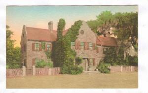 Tudor Mansion, Middleton Place Gardens, Charleston, South Carolina, 00-10s