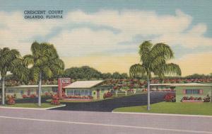 Crescent Court, Orlando, Florida, 1930-1940s