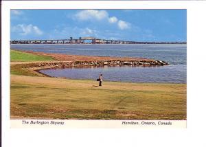 The Burlington Skyway, Hamilton, Ontario, Golf