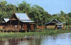 Thailand Floating Residencial Houses  Floating Residencial Houses