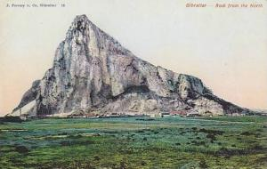 Rock From The North, Gibraltar, 1900-1910s