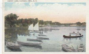GREEN LAKE , Catskill Mts , New York , 1910s
