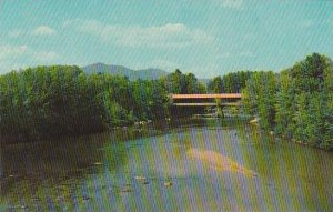 New Hampshire Conway Covered Bridge