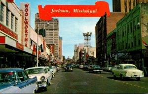 Mississippi Jackson Capitol Street
