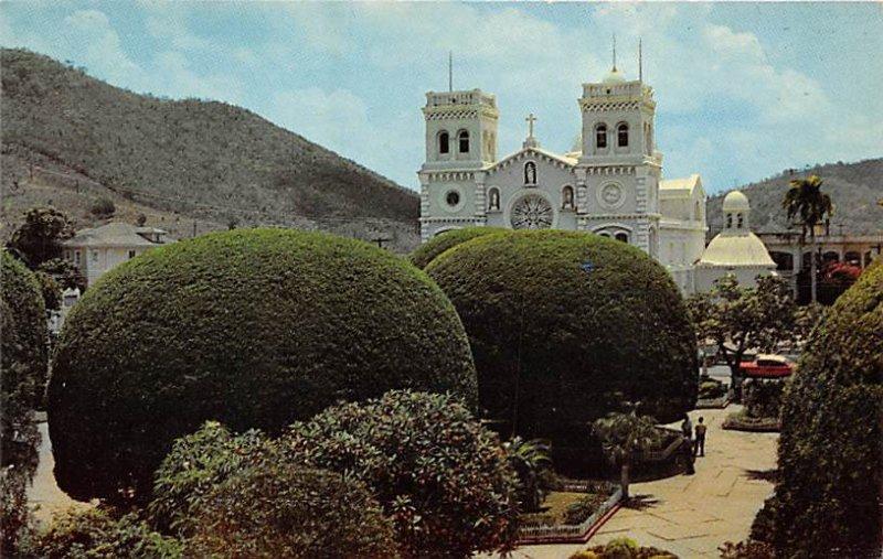 Church San Antonio De Padua Puerto Rico Unused