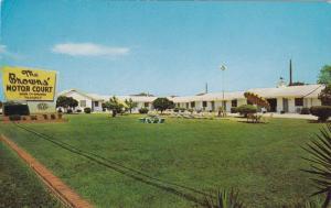 Brown's Motor Court , MYRTLE BEACH , South Carolina , PU-1965
