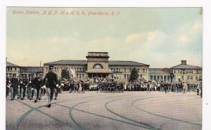 Union station, N.Y. N. H. & H.R.R., Providence, Rhode Island, 00-10s