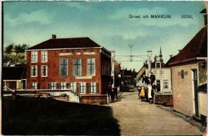 CPA Groet uit MAKKUM NETHERLANDS (604616)