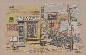 Indiana Nashville Stores On Main Street