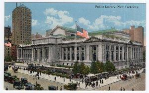 New York City, Public Library