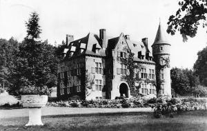 Belgium Resteigne sur Lesse, Le Chateau de Cruckay Castle Schloss