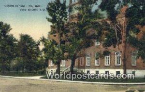 L'Hotel De Ville, City Hall Trois Rivieres, PQ Canada Unused