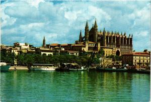 CPA Espagne-Mallorca-Palma de Mallorca-La Cathédrale (323439)